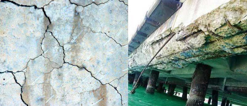 factors affecting durability of concrete pdf