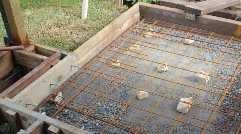 Rcc Slab Design : Rcc slab casting work procedure civilarc