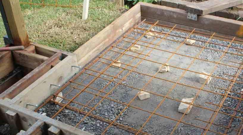 Rcc Concrete Time To Work : Rcc slab casting work procedure civilarc