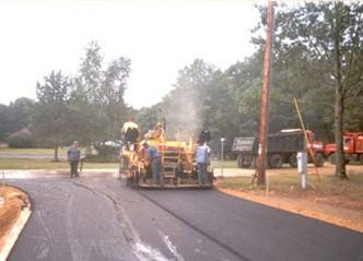 Road Construction - Finishing